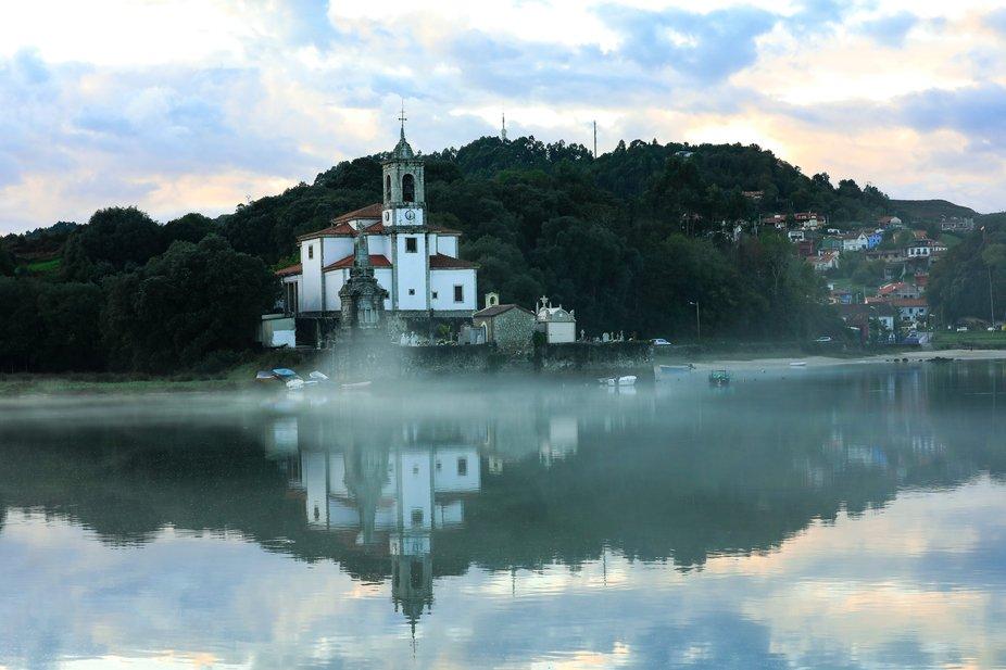 Ria de Niembro, Asturias