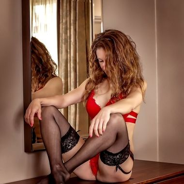 The beauty of Lingerie.