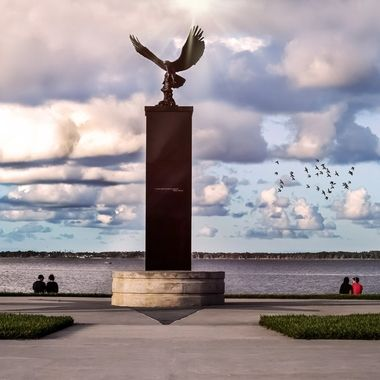 Sanford War Memorial NW
