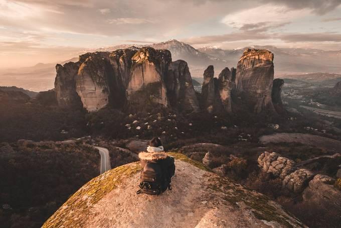 That view by george_kossieris - Capture Cliffs Photo Contest