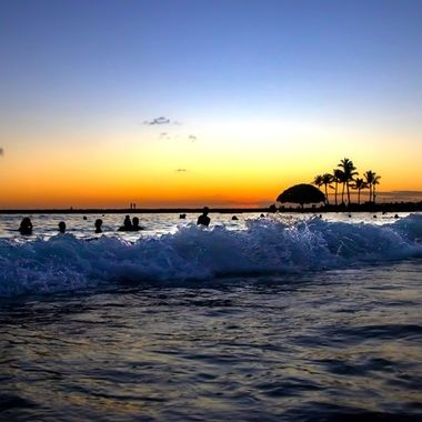Adrian Mcleish - Sun Set Hawaii 4.1 - Dragon Fire Photography 2019