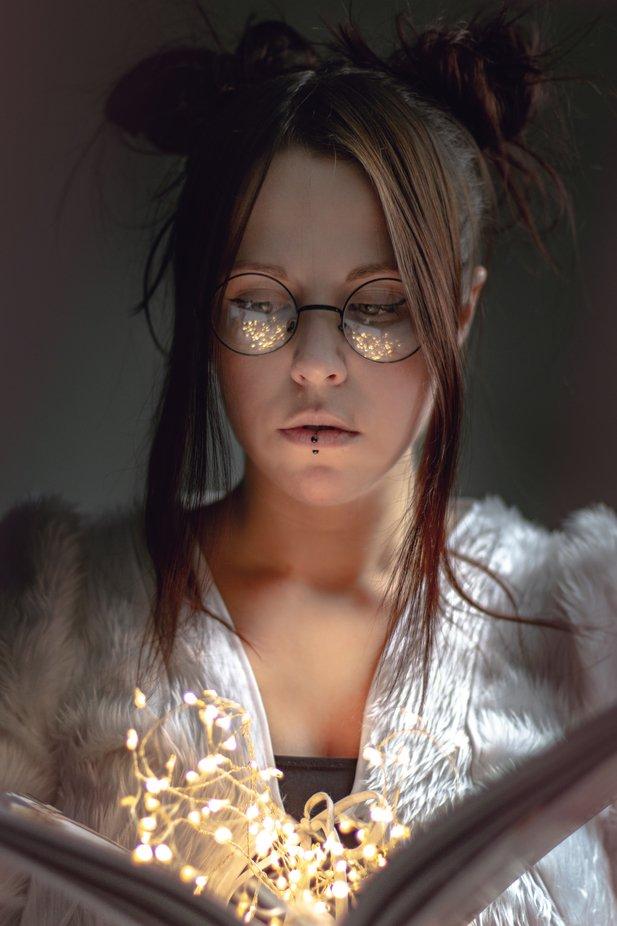 Magic by nataliebelousova - Wearing Glasses Photo Contest