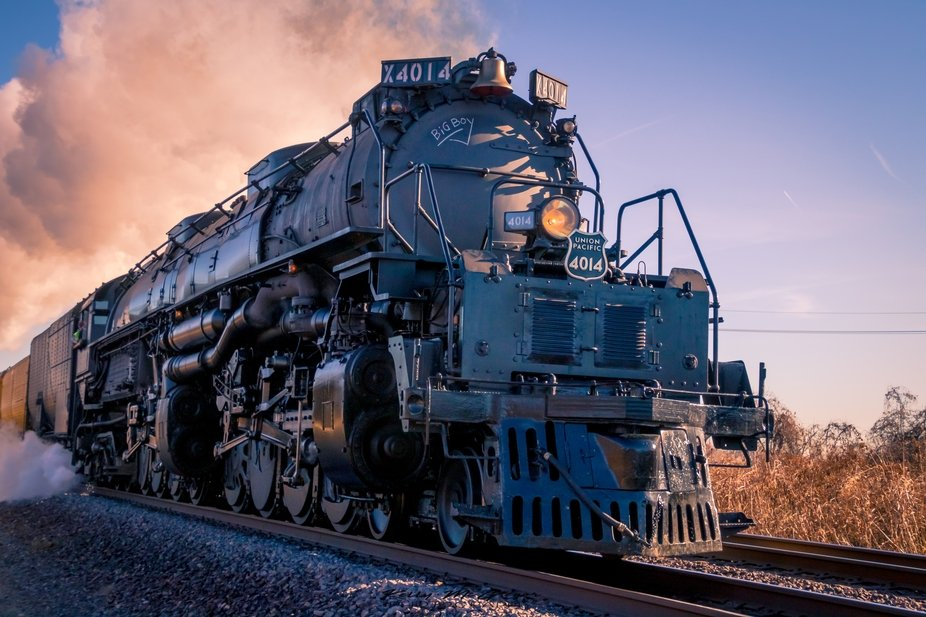Rolling Thunder 3 Union Pacific's Big Boy no.4014