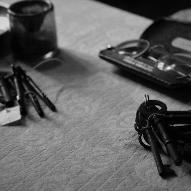 The Housekeeper's keys.