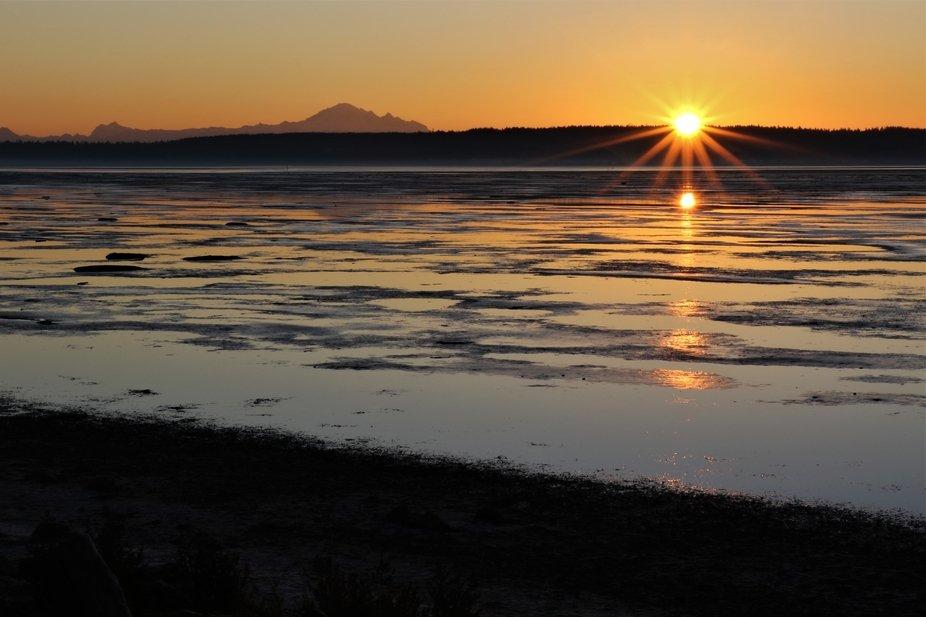 Mud Bay Sunrise