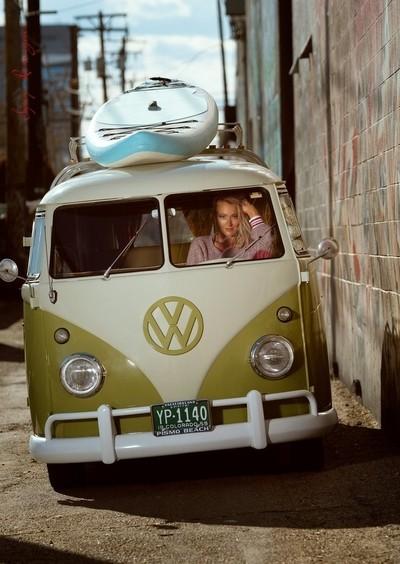 1959 VW Bus T2