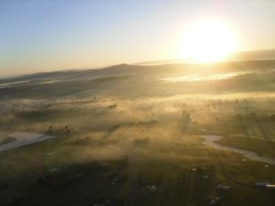 Morning Sunrise 2012