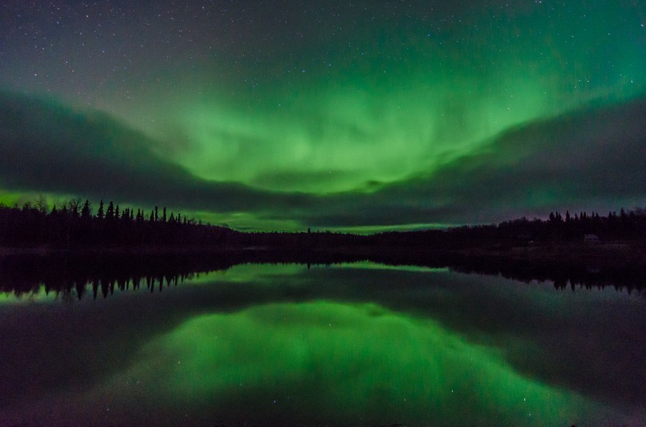 One of the reasons I decided to go to Alaska in October is the Aurora Borealis, the Northern Ligh...