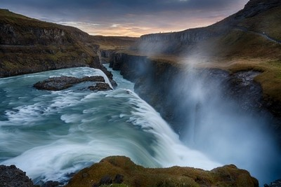 Iceland's Rivers and Waterfalls