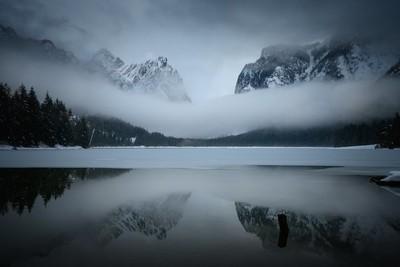 Lago di Dobbiaco - Dolomites