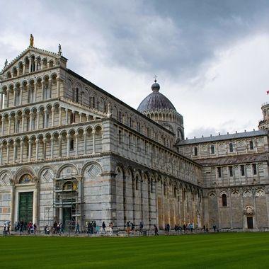 Cathedral & Campanile @ Piazza del Duomo, Pisa, Italy
