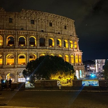 Image captured during a recent visit to Rome, Italy.