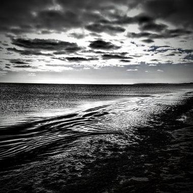 The Black Velvet Sea