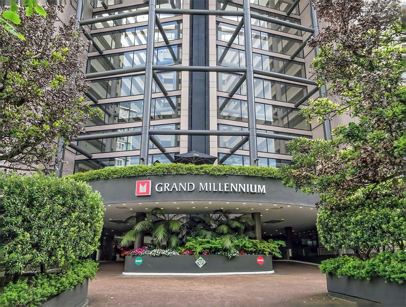 Grand Millenium Hotel (1) - Auckland, New Zealand