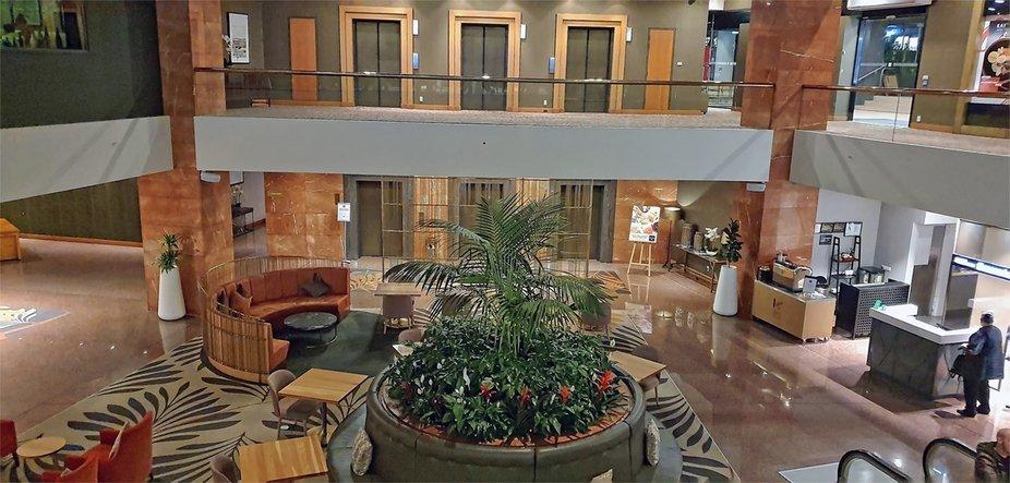 Grand Millenium Hotel  (2) - Auckland, New Zealand