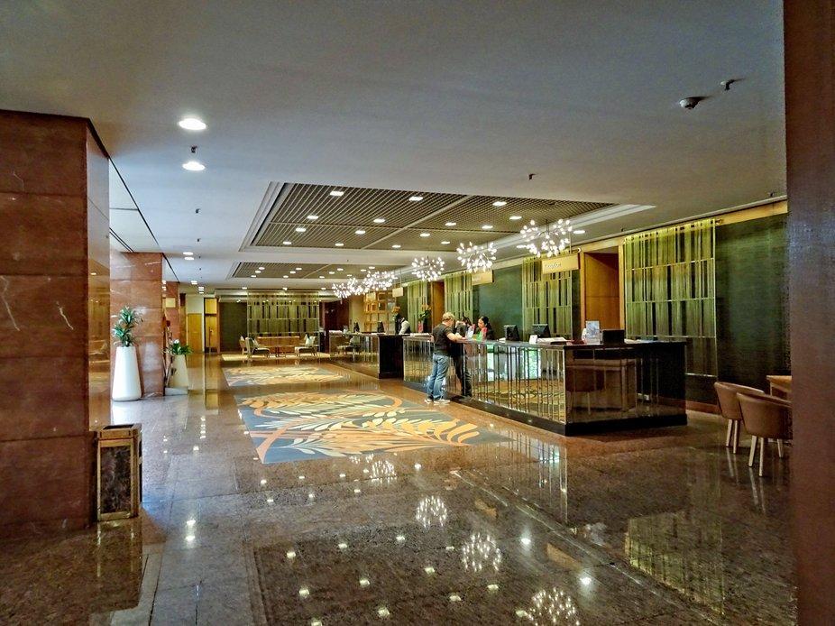 Grand Millenlum Hotel (3) - Auckland, New Zealand