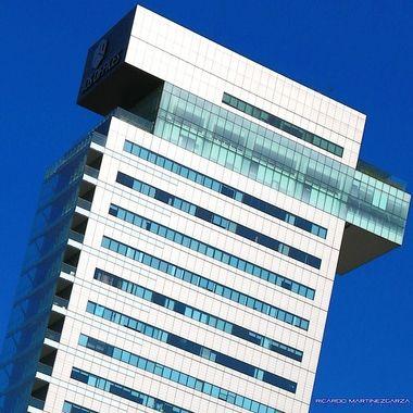 IOS Offices building @ Paseo de la Reforma, Ciudad de México, México