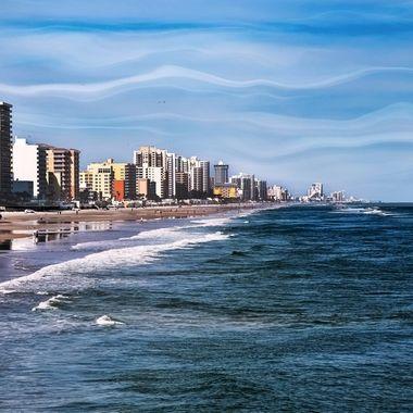 Daytona Beach Shoreline NW