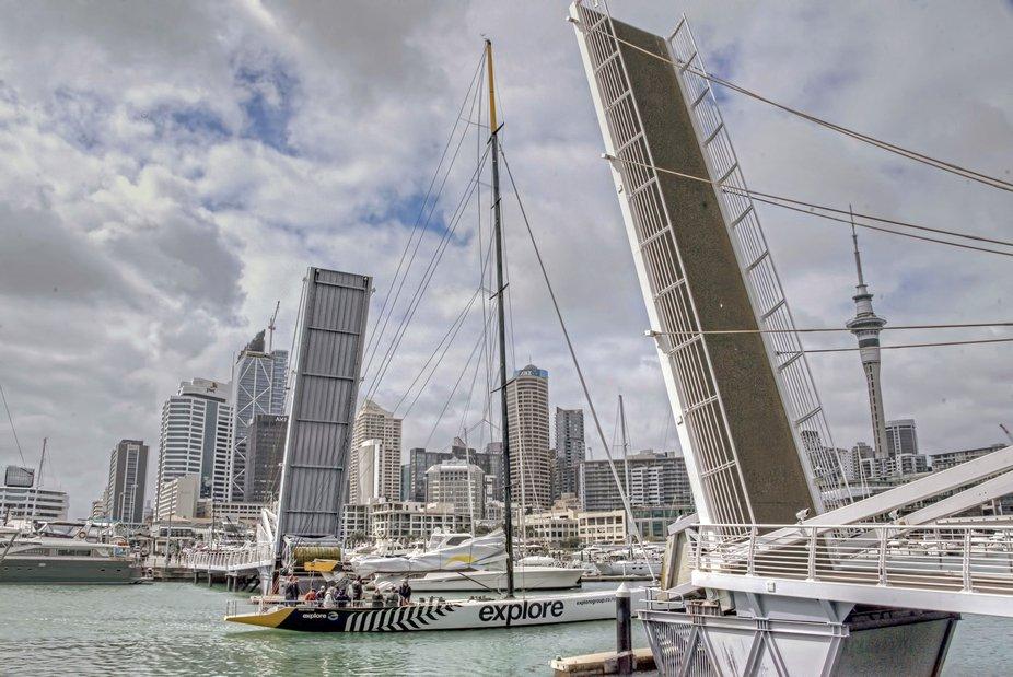 Viaduct Harbour (1)  - Auckland, New Zealand