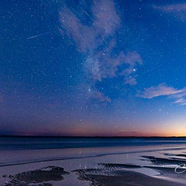 Sunset & Stargazing on Folly Beach