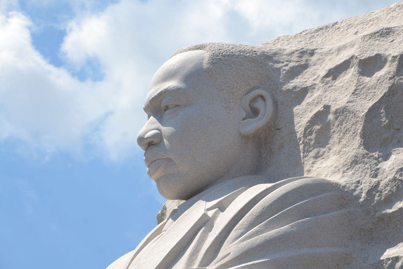 Martin Luther King Jr. Statute 10th Anniversary