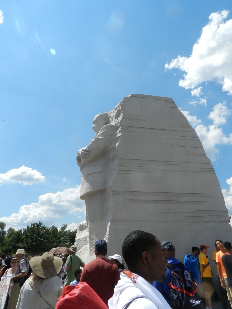 Martin Luther King Jr. Statue III