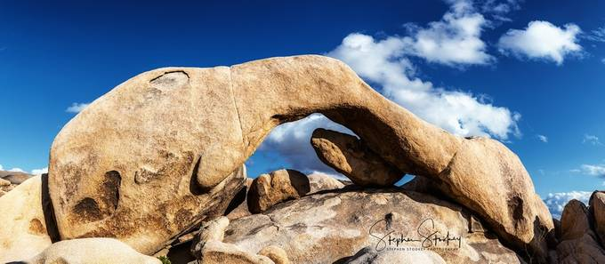 Arch Rock - Joshua Tree National Park by Stookey - Boulders Photo Contest 2019