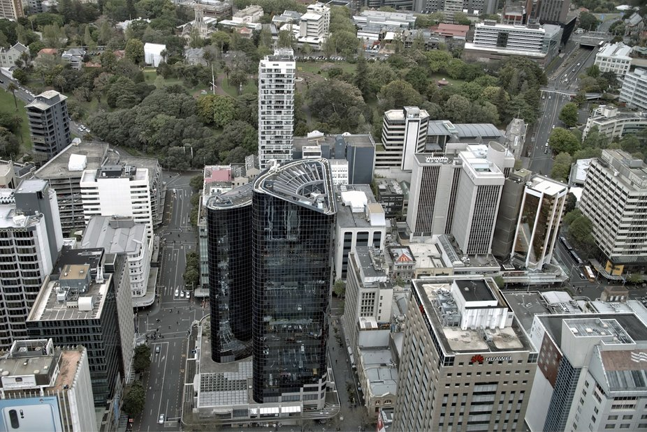 View From Sky Tower (1) - Auckland, New Zealand