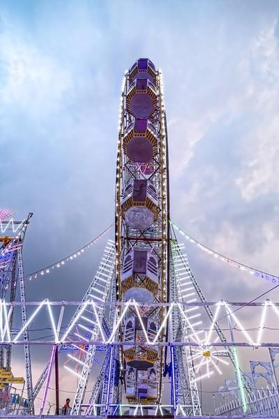 A Ferris Wheel in Pushkar