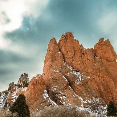 Peaks in Nature
