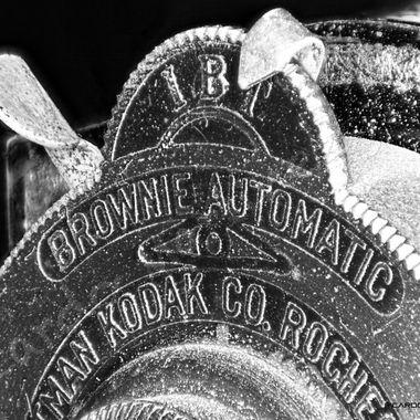 Kodak Brownie Automatic (ca. 1930)