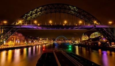 Tyne at night (1 of 1)