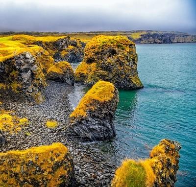 The West Coast of Iceland