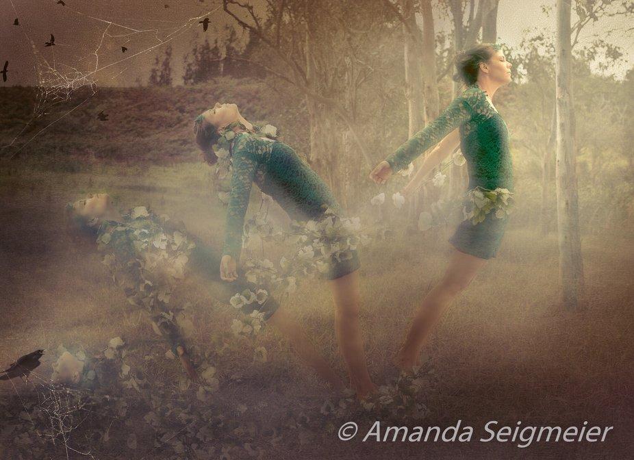 The Awakening, Part of the Autoimmune Series collaboration I did with Nikki Weier.  Photographer ...