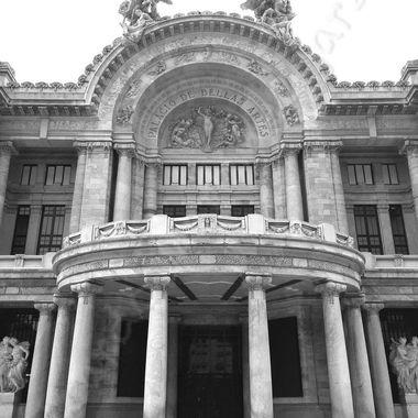 Palacio de Bellas Artes (Palace of Fine Arts), Ciudad de Mexico, Mexico