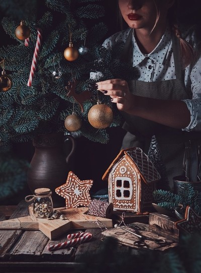 Preparing to Christmas
