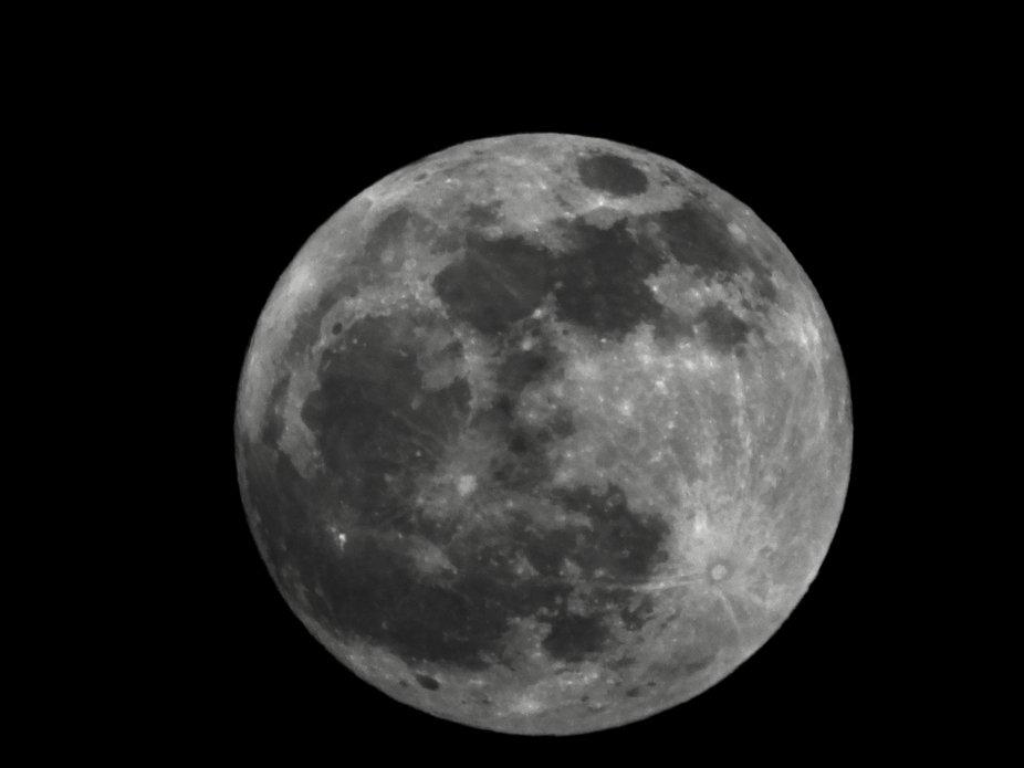 Last full moon of the decade 12/11/19