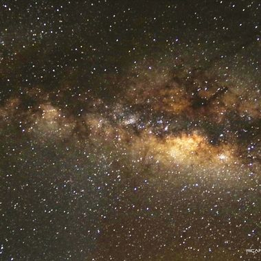 Milky Way´s center shot from Arequipa Peru