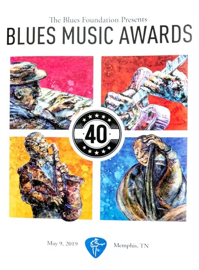 Blues Foundation Awards-Memphis, Tennessee