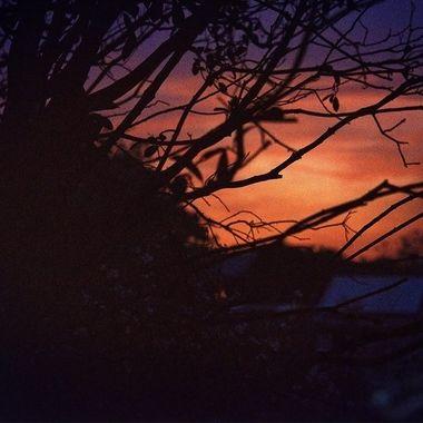 Sunset Collection (96) - Bushfire Sunset, Silverdale