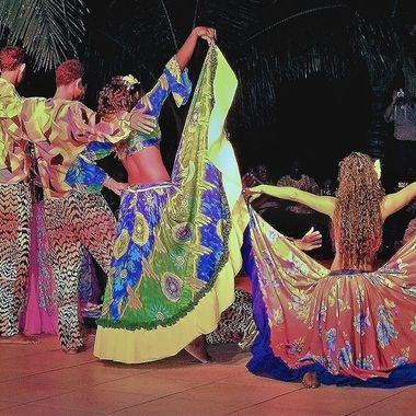 Sega Show - Le Victoria Hotel  - Mauritius