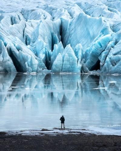 Glacier power