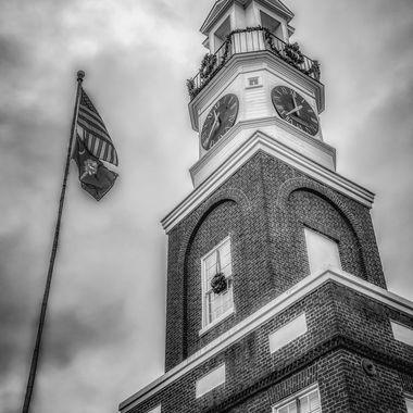 Clock Tower, Winnsboro, SC