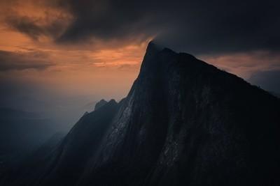 La montagne ensorcelée