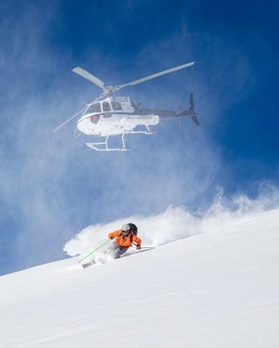Heli Skiing Sun Valley