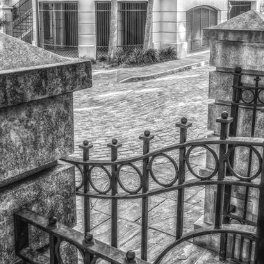 Iron Gate, Waterfront Park, Charleston