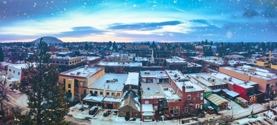Downtown Bend