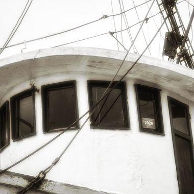 Shrimp Boat, Shem Creek