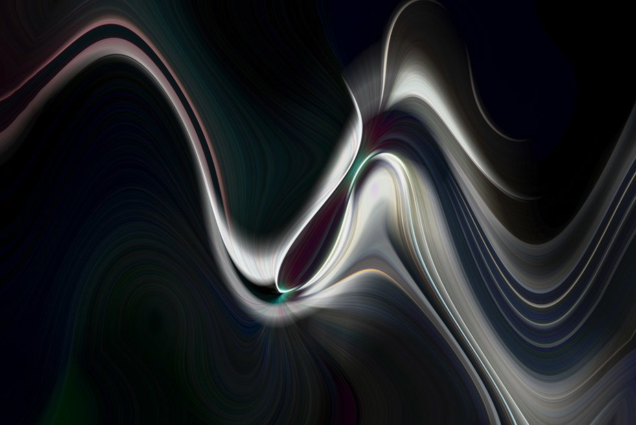 Abstract, Luminous and darkness