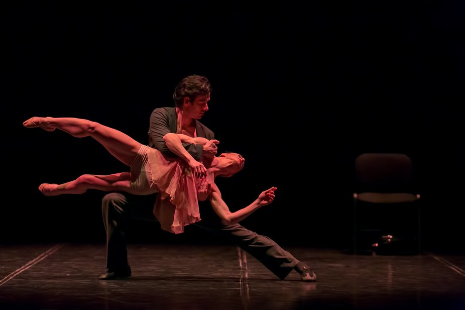 A collection of my dance photographs taken during the shows or taken during performances in the c...